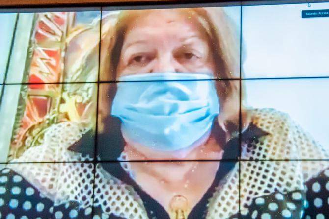 Deputada Cleide Coutinho solicita ambulância para Batalhão da PM de Caxias