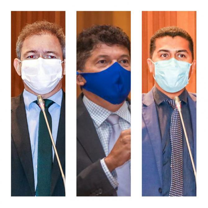 Fábio Braga, Toca Serra e Pastor Ribinha assumem na Assembleia Legislativa