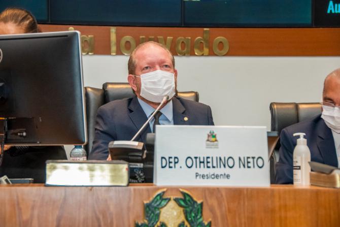 Descabida e extemporânea, diz Othelino sobre a PEC do Voto Impresso rejeitada pela Câmara