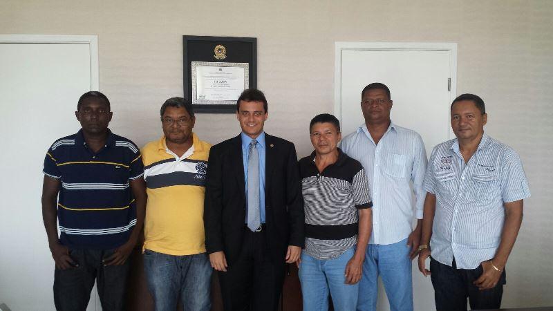 Glalbert Cutrim e classe política discutem novos benefícios para Central do Maranhão