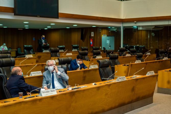 Plenário aprova MP que abre crédito especial ao Fundo Estadual de Saúde