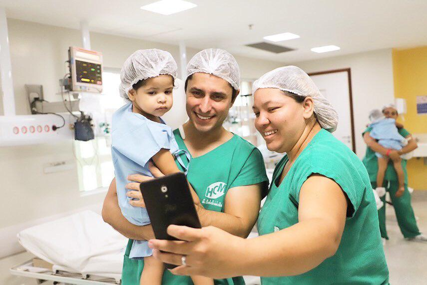 Duarte Jr. fecha 2019 com 1 milhão em emendas para a saúde em São Luís
