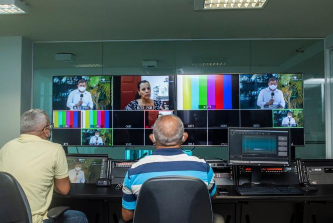 TV Assembleia passará a ser sintonizada no canal 9.2 a partir deste sábado