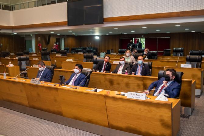 Assembleia aprova projeto do Executivo que regulamenta o Fundo Estadual da Pessoa com Deficiência