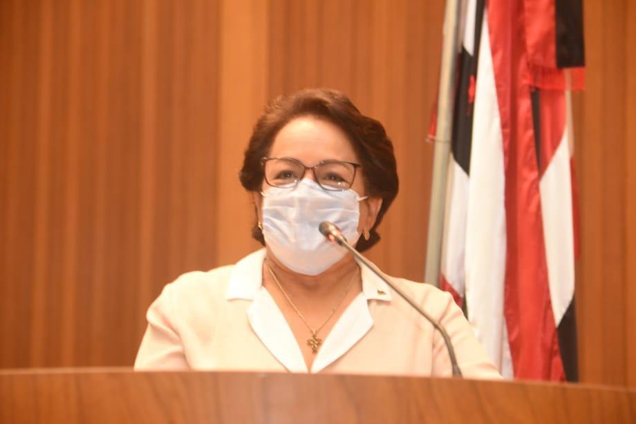 Socorro Waquim assume na Assembleia Legislativa com licença de Rigo Teles
