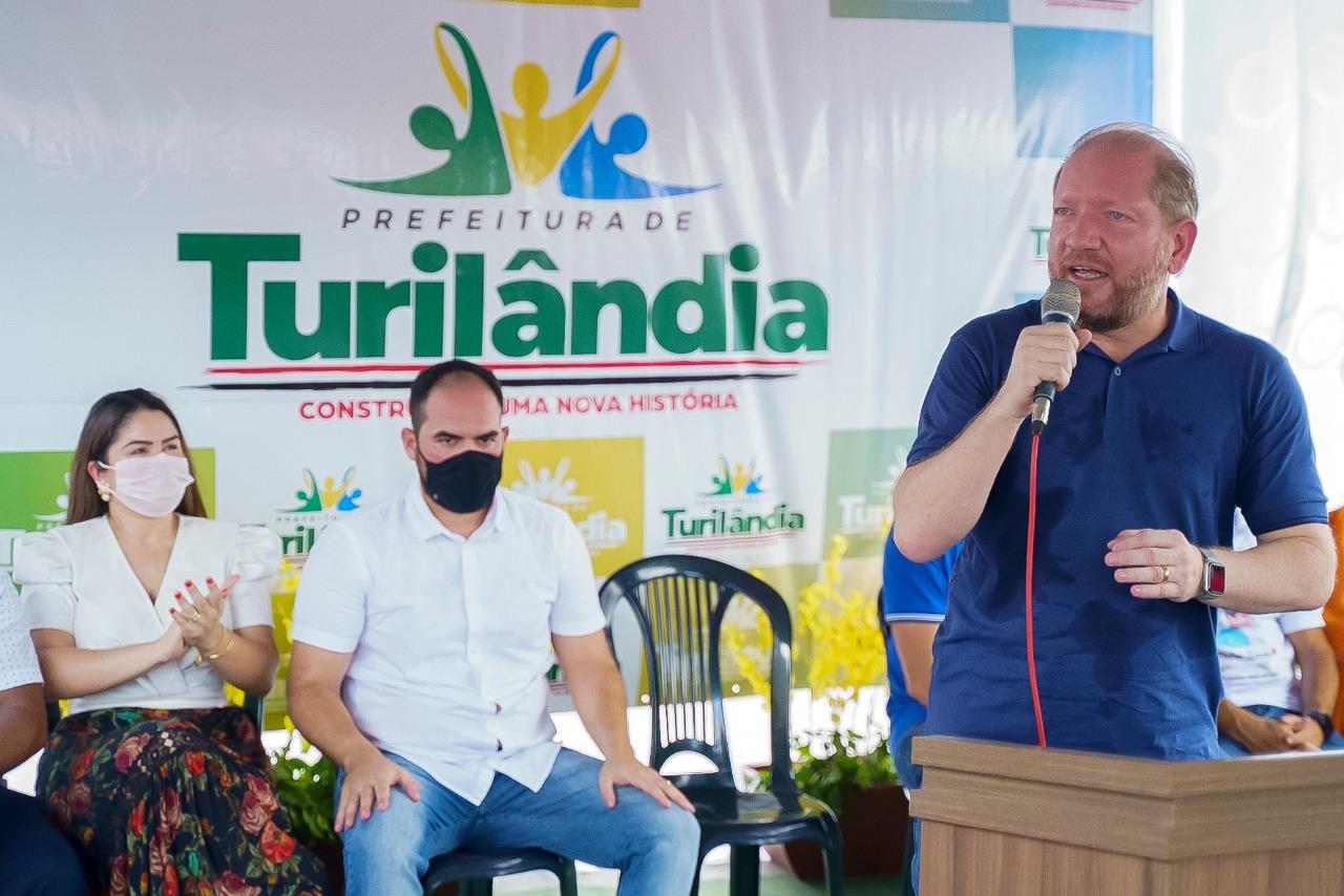 Othelino Neto disse que o Hospital Municipal Pedro Lucas Dias Fonseca era um sonho que muitos não acreditavam