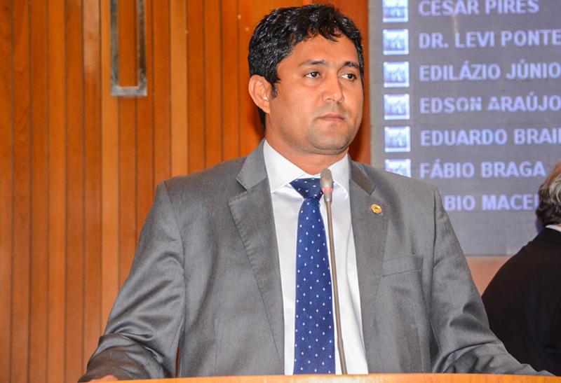 Deputado Toca Serra destaca visita a municípios maranhenses