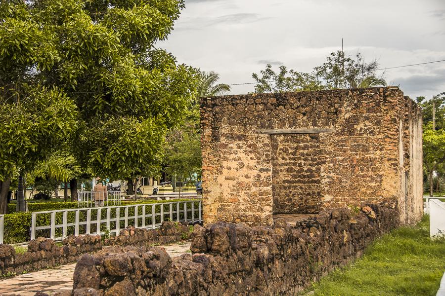 Resultado de imagem para foto das ruinas da balaiada