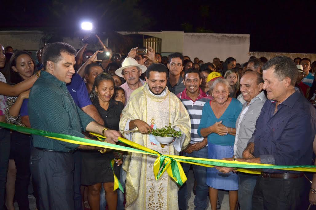 Josimar prestigia inauguração de Centro Administrativo em Maranhãozinho